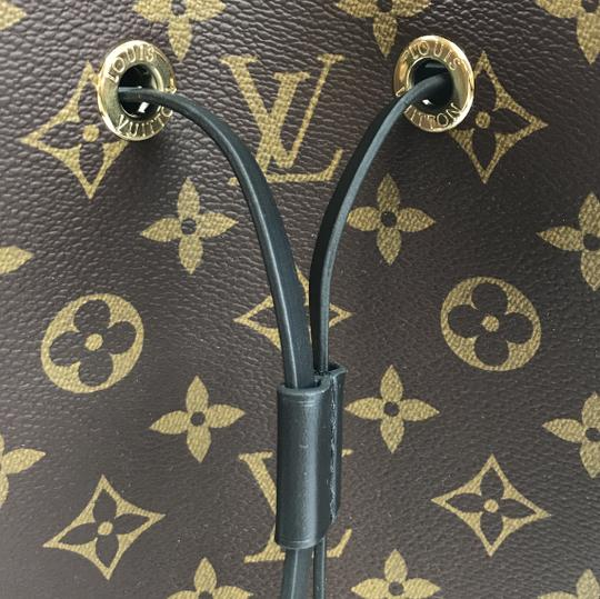 Louis Vuitton Monogram Bucket Neo Noe New Model Shoulder Bag Image 10