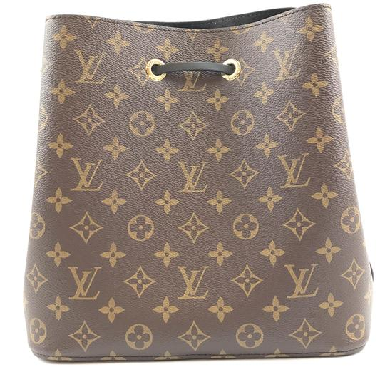 Louis Vuitton Monogram Bucket Neo Noe New Model Shoulder Bag Image 2