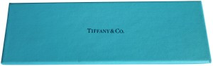 Tiffany & Co. Tiffany & Co. Blue Box and Pouch for Pen and Letter Opener