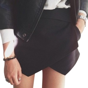 Zara Bermuda Shorts Black