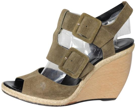 Preload https://img-static.tradesy.com/item/25587111/pierre-hardy-green-suede-strappy-wood-wedge-sandals-size-eu-39-approx-us-9-regular-m-b-0-1-540-540.jpg