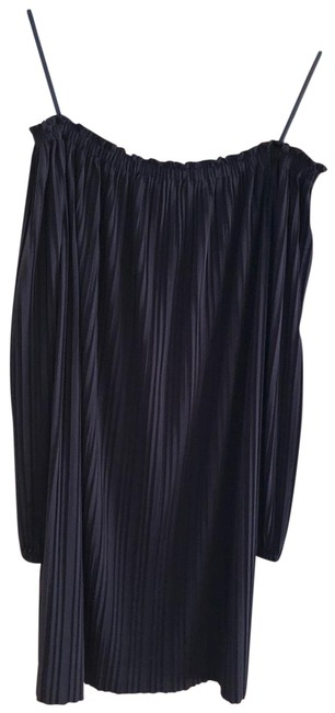 Preload https://img-static.tradesy.com/item/25587124/one-clothing-navy-blue-off-the-shoulder-short-night-out-dress-size-8-m-0-1-650-650.jpg