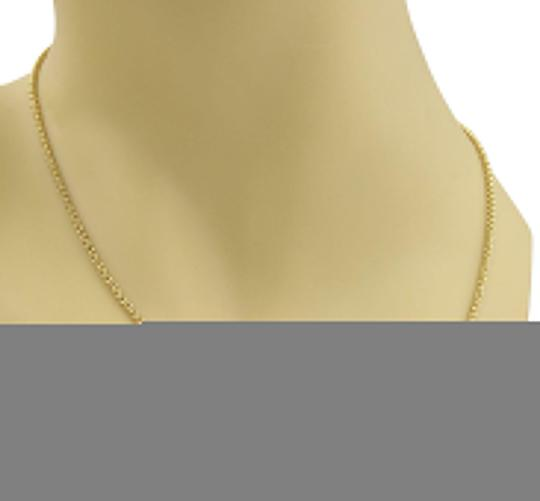 Preload https://img-static.tradesy.com/item/25587150/chopard-60143-rolo-link-18k-yellow-gold-2mm-thick-chain-165-long-necklace-0-1-540-540.jpg
