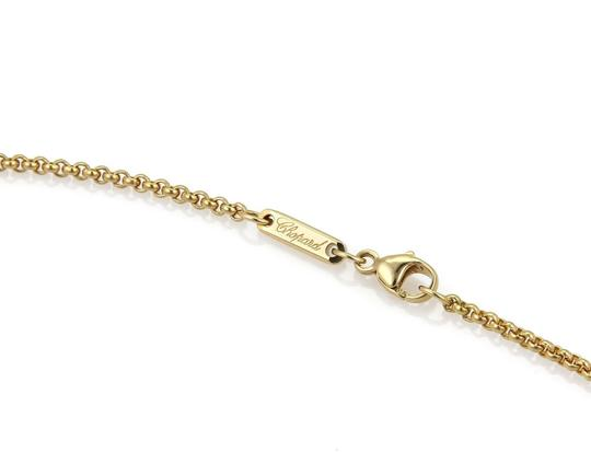 Chopard Rolo Link 18k Yellow Gold 2mm Thick Chain 16.5