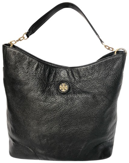 Preload https://img-static.tradesy.com/item/25587160/tory-burch-whipstitched-logo-black-leather-hobo-bag-0-1-540-540.jpg