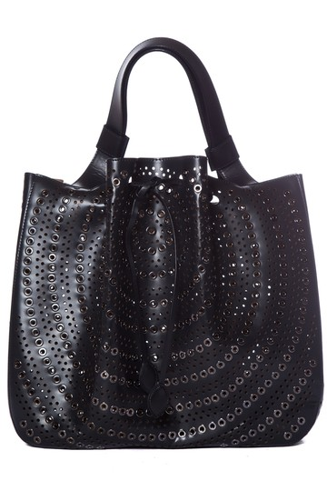 ALAA Tote in Black Image 0