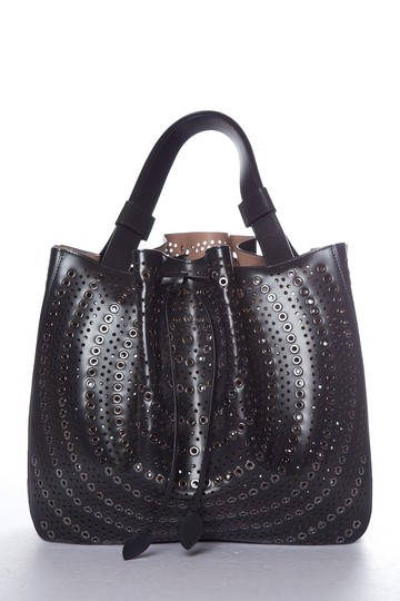 ALAA Tote in Black Image 3