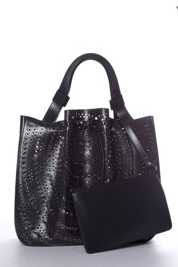 ALAA Tote in Black Image 7