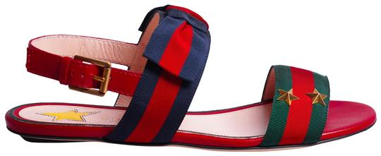 Preload https://img-static.tradesy.com/item/25587262/gucci-red-sylvie-double-strap-bow-sandals-size-eu-36-approx-us-6-regular-m-b-0-1-540-540.jpg