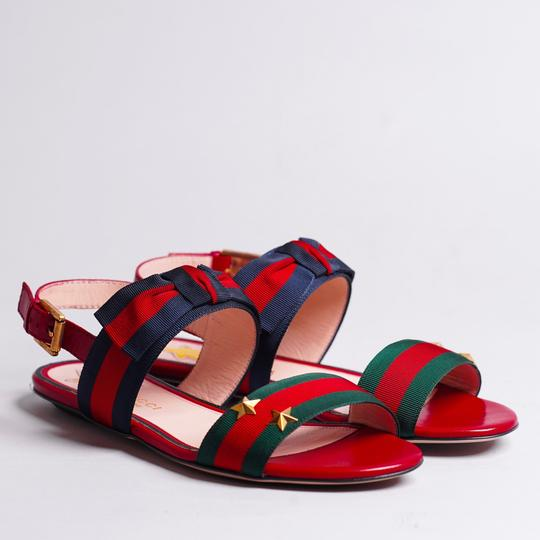 Gucci red Sandals Image 6