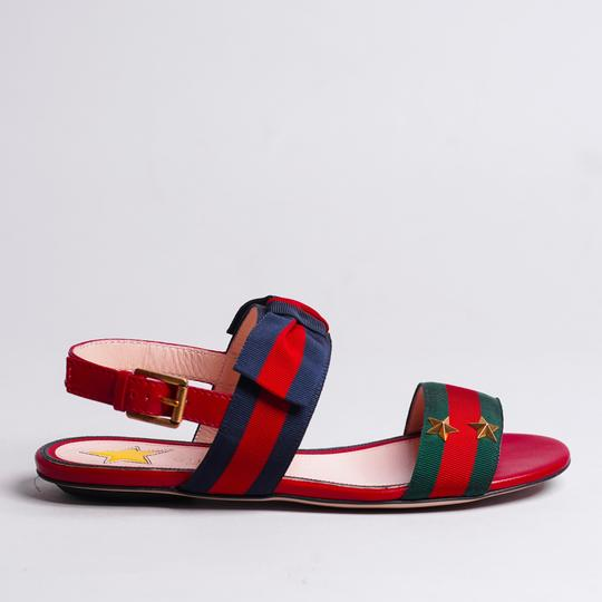 Gucci red Sandals Image 7