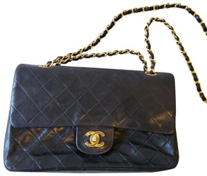 Chanel Chanel vintage double flap jumbo classic double flap
