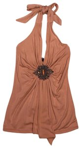 Sky Halter Top orange