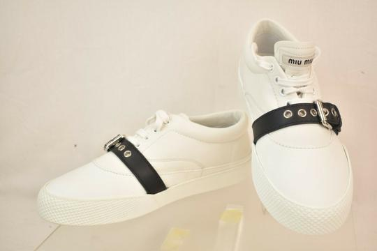 Miu Miu White Athletic Image 3