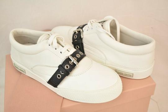 Miu Miu White Athletic Image 5
