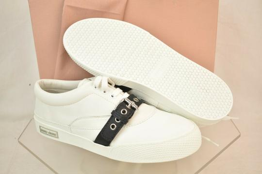 Miu Miu White Athletic Image 6