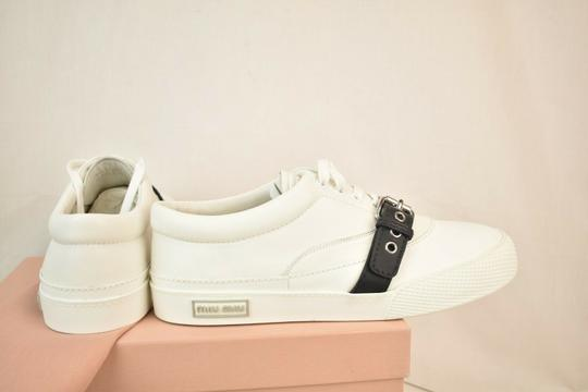 Miu Miu White Athletic Image 7