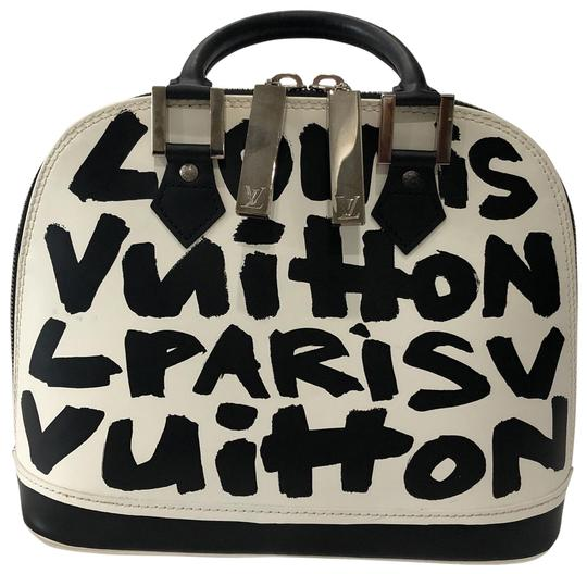 Preload https://img-static.tradesy.com/item/25587529/louis-vuitton-alma-lv-vintage-whiteblack-in-excellent-condition-from-my-personal-use-satchel-0-1-540-540.jpg
