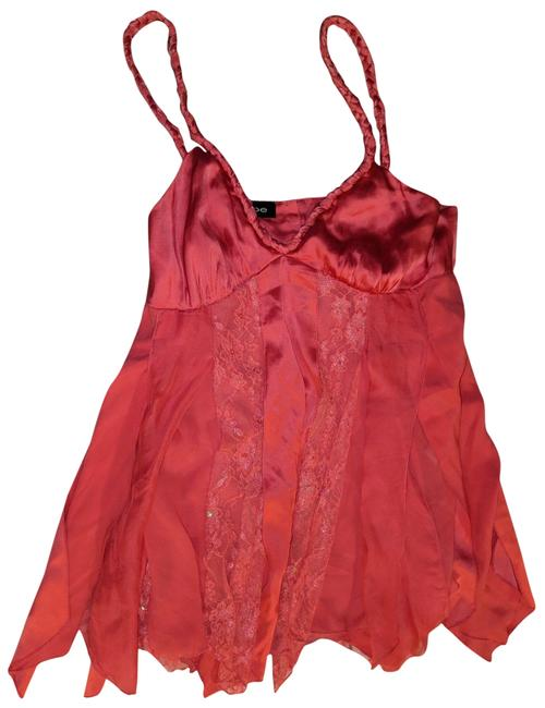 Preload https://img-static.tradesy.com/item/25587615/bebe-pink-silk-summer-small-layered-loose-fit-cute-tank-topcami-size-4-s-0-2-650-650.jpg