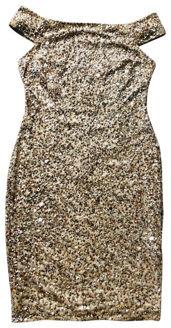 Preload https://img-static.tradesy.com/item/25587633/adrianna-papell-gold-and-neutral-off-shoulder-sequence-mid-length-cocktail-dress-size-12-l-0-3-650-650.jpg