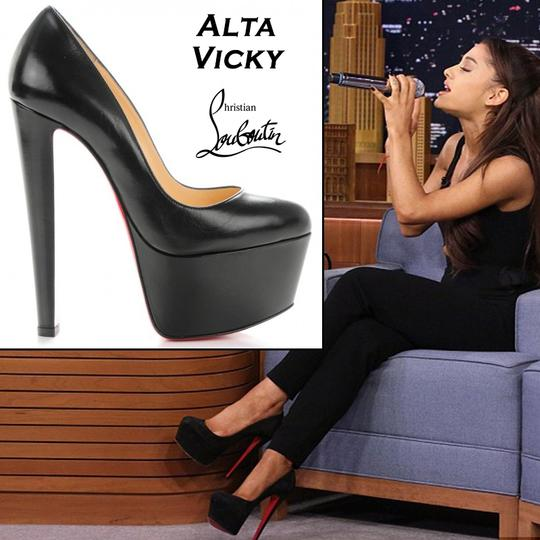 Christian Louboutin Black Pumps Image 1