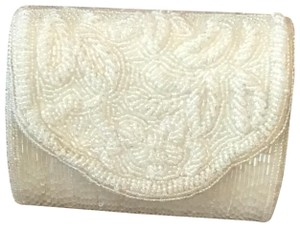 No name brand Vintage Beaded Pearlized Small Shoulder Bag