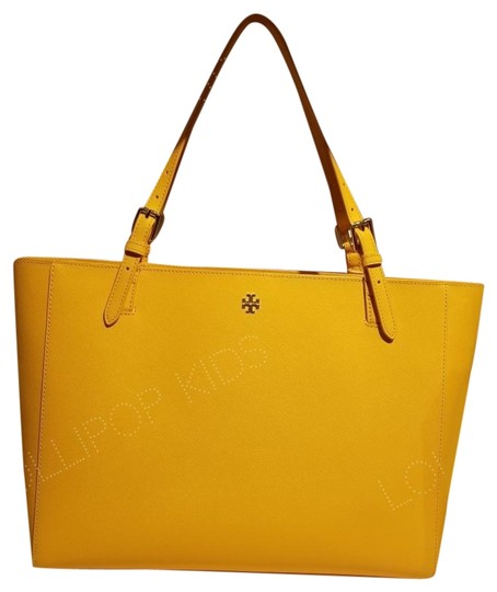 Preload https://img-static.tradesy.com/item/25587731/tory-burch-emerson-buckle-large-cassia-leather-tote-0-1-540-540.jpg