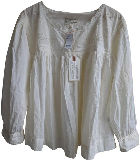 Preload https://img-static.tradesy.com/item/25587755/currentelliott-white-the-peasant-embroidered-blouse-size-12-l-0-1-650-650.jpg