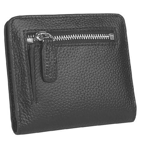Other RFID WOMEN'S SMALL BIFOLD LEATHER WALLET Image 4