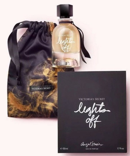 Victoria's Secret VICTORIA'S SECRET ANGEL STORIES LIGHTS OFF EAU DE PARFUM 1.7OZ~SEALED Image 1