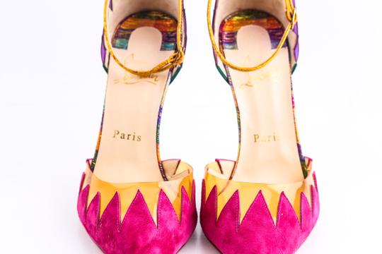 Christian Louboutin Multicolor Pumps Image 11