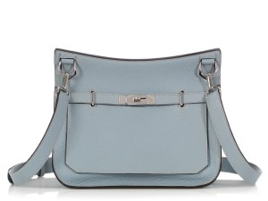 Hermès Hr.q0430.06 Palladium Reduced Price Cross Body Bag