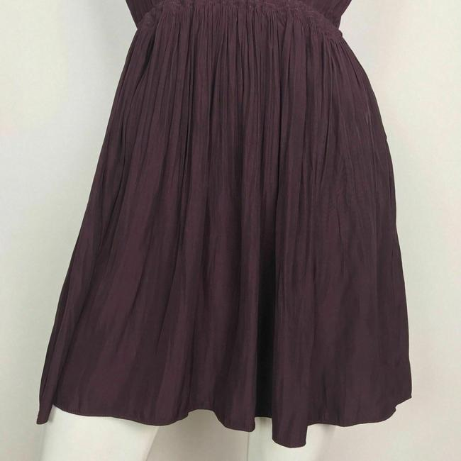 Wilfred short dress purple on Tradesy Image 3