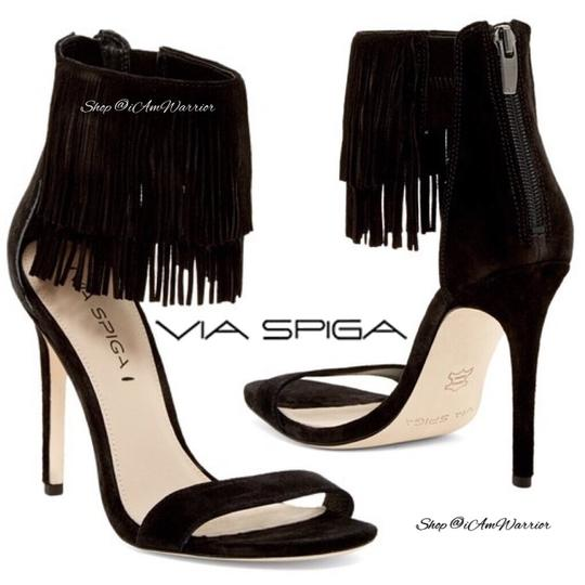 Via Spiga Black Pumps Image 1