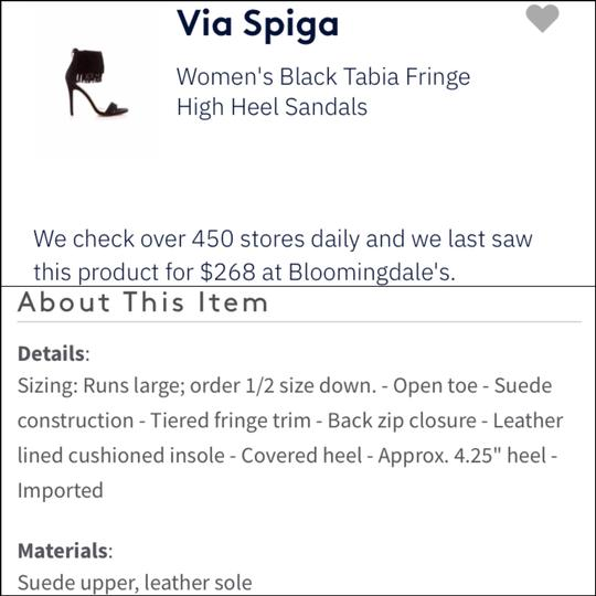Via Spiga Black Pumps Image 11