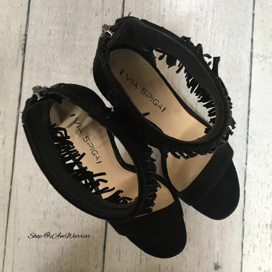 Via Spiga Black Pumps Image 7