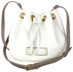 Marc by Marc Jacobs Mini Two-tone Bucket Cross Body Bag