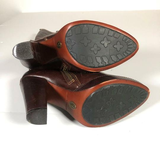 FRYE Leather Brown Boots Image 5