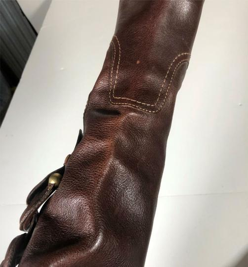 FRYE Leather Brown Boots Image 6
