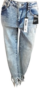 William Rast Skinny Jeans-Acid