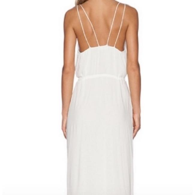 White Maxi Dress by Paige Image 1