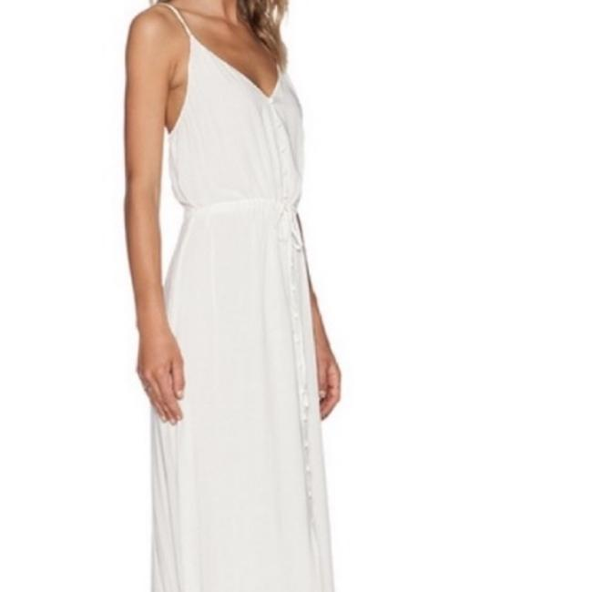 White Maxi Dress by Paige Image 2