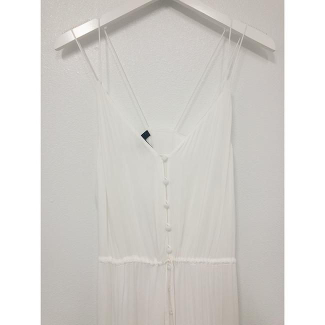 White Maxi Dress by Paige Image 4