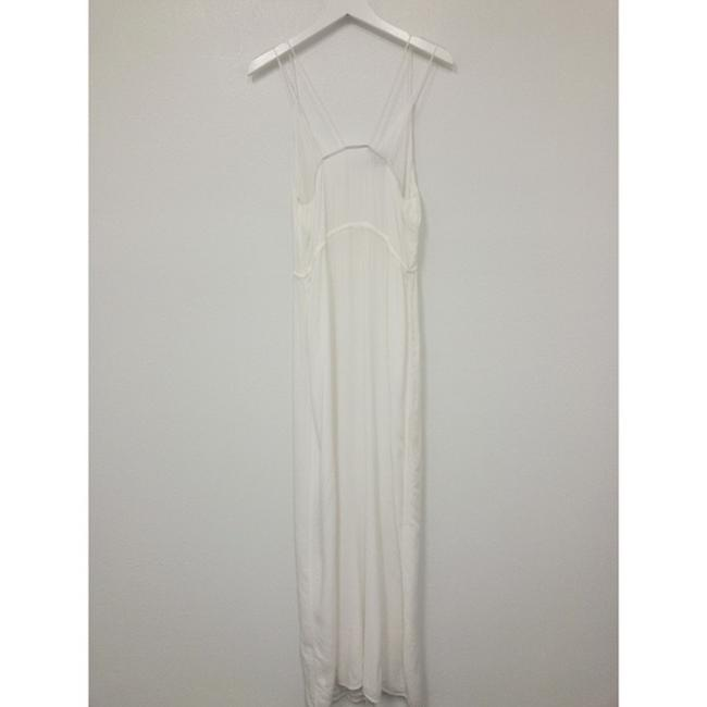White Maxi Dress by Paige Image 5