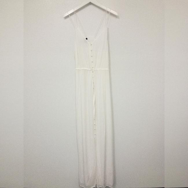 White Maxi Dress by Paige Image 6