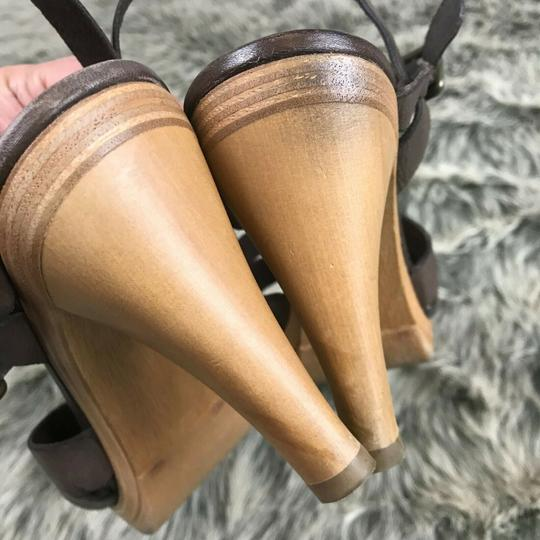 Michael Kors Strappy Brown Sandals Image 2