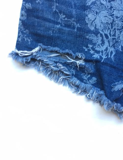 Free People Denim Paige Madewell Religion Current Levis Spoon J. Crew Cut Off Shorts blue Image 2