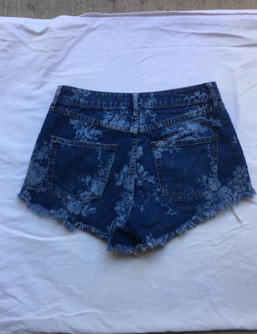 Free People Denim Paige Madewell Religion Current Levis Spoon J. Crew Cut Off Shorts blue Image 4