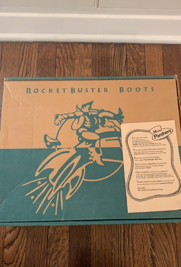 Rocketbuster Boots Boots Image 6