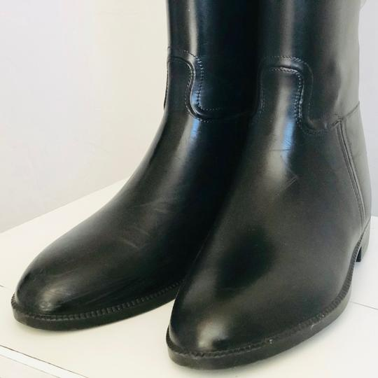 Tory Burch Brown/Black Boots Image 1
